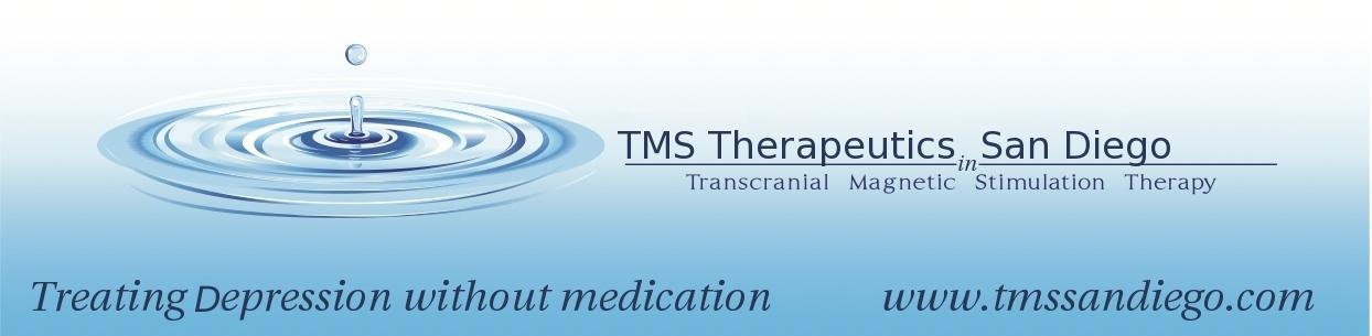 Sponsor TMS Therapeutics in San Diego