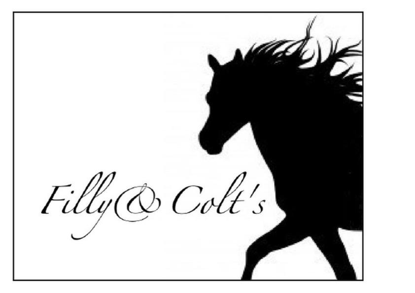 Sponsor FILLY AND COLT'S RESTAURANT