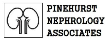 Sponsor Pinehurst Nephrology Associates