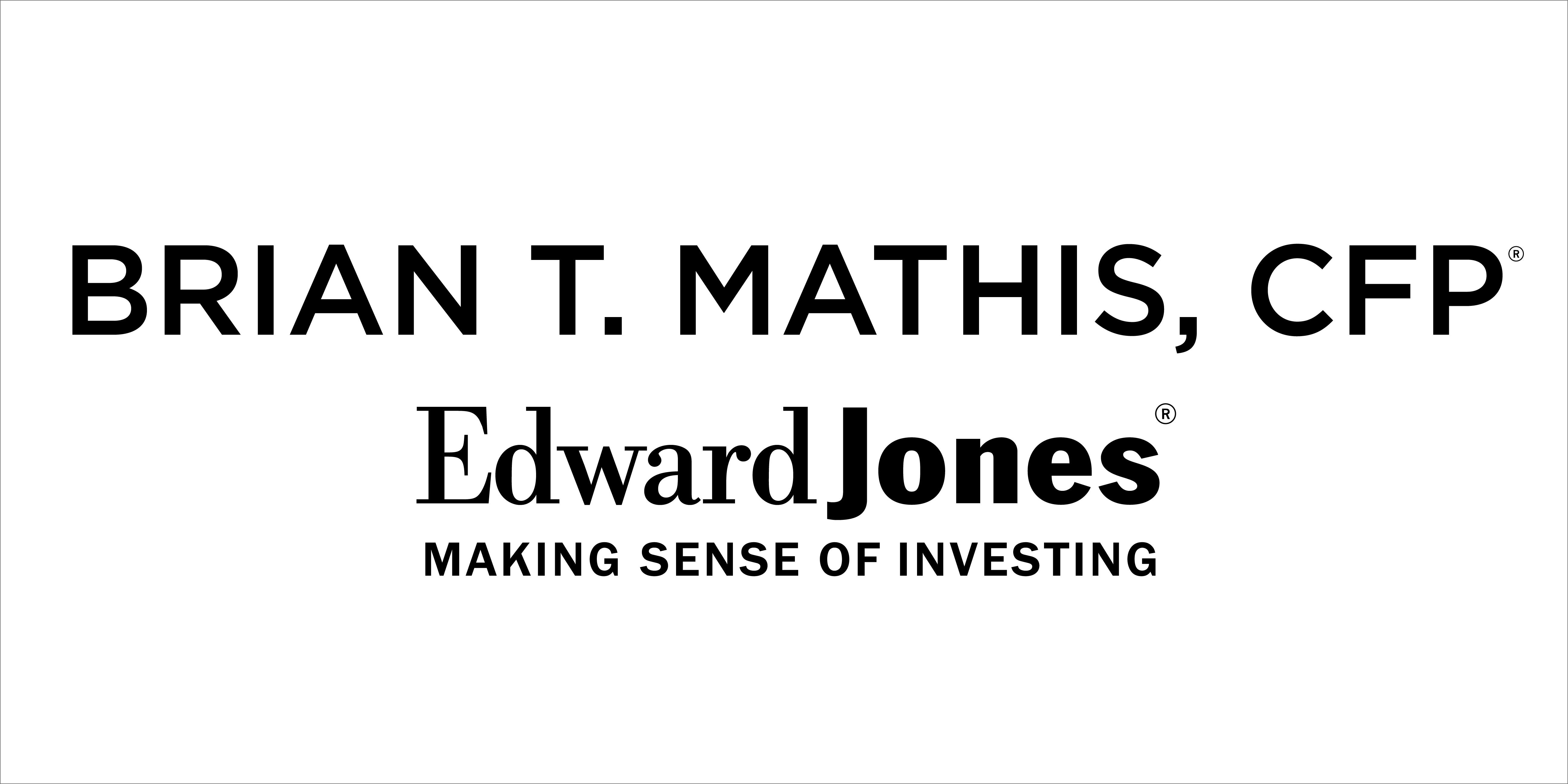 Sponsor Brian T. Mathis