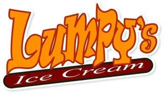 Sponsor Lumpy's Ice Cream