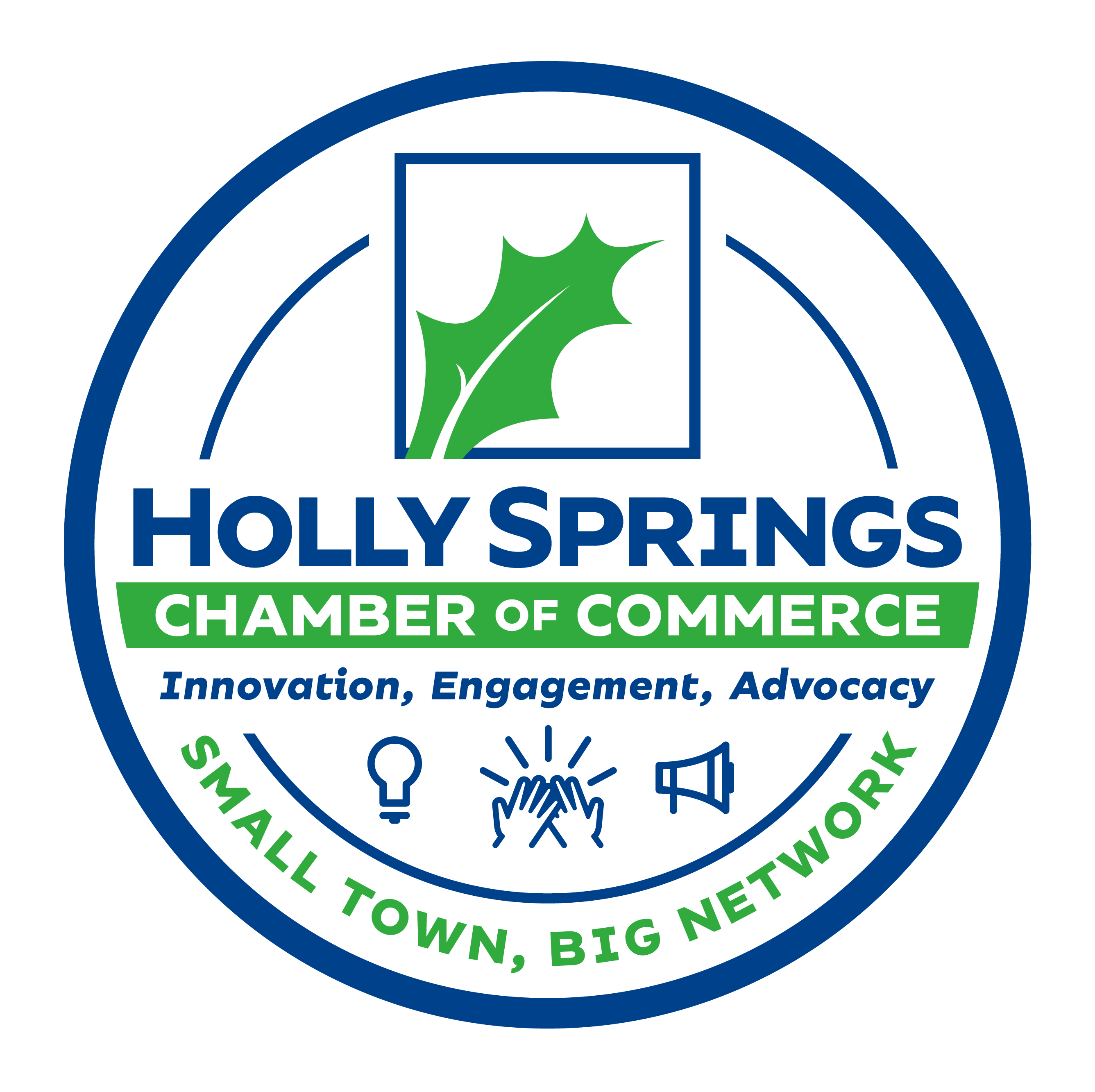 Sponsor Holly Springs Chamber of Commerce