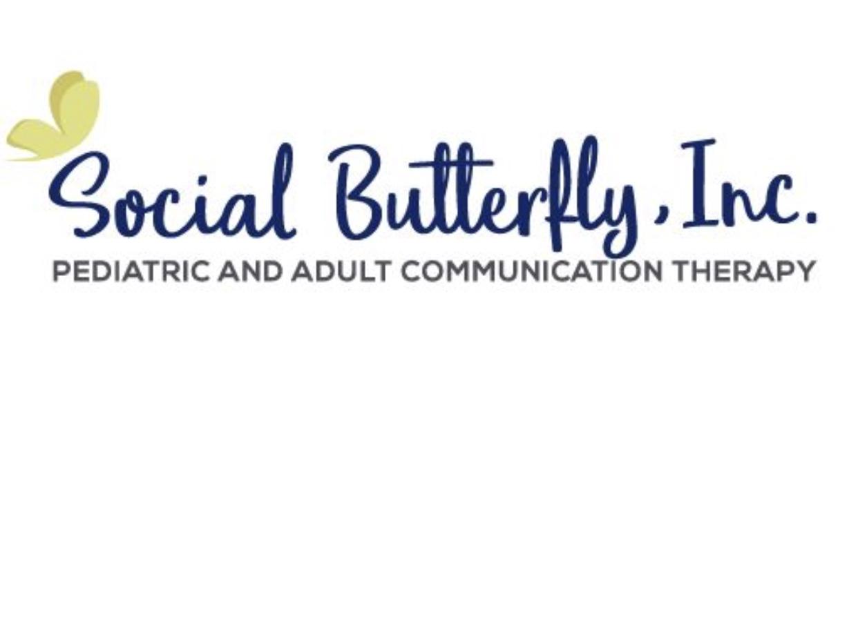 Sponsor Social Butterfly Speech Therapy, Inc