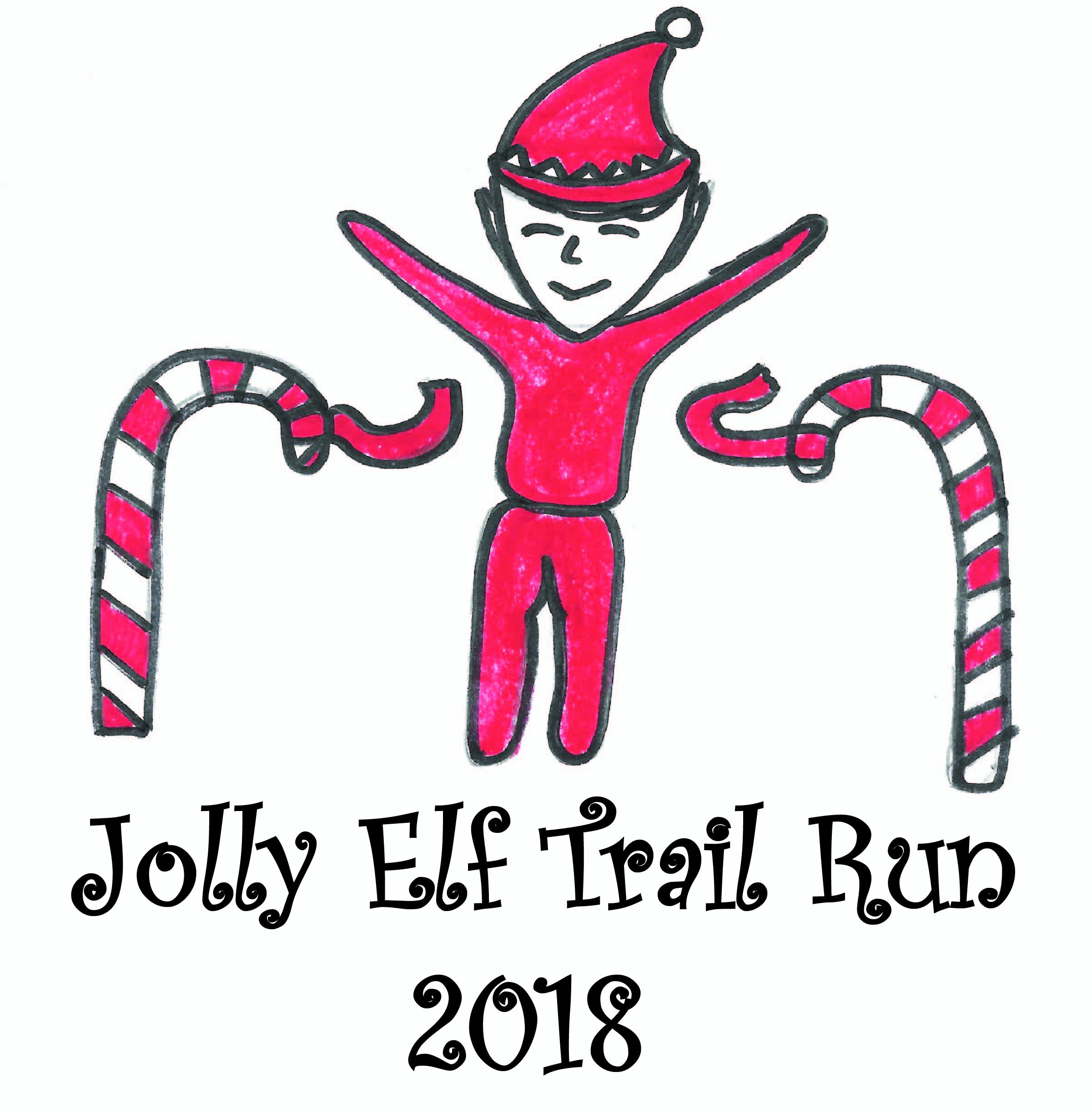 2018 Jolly Elf Trail Run