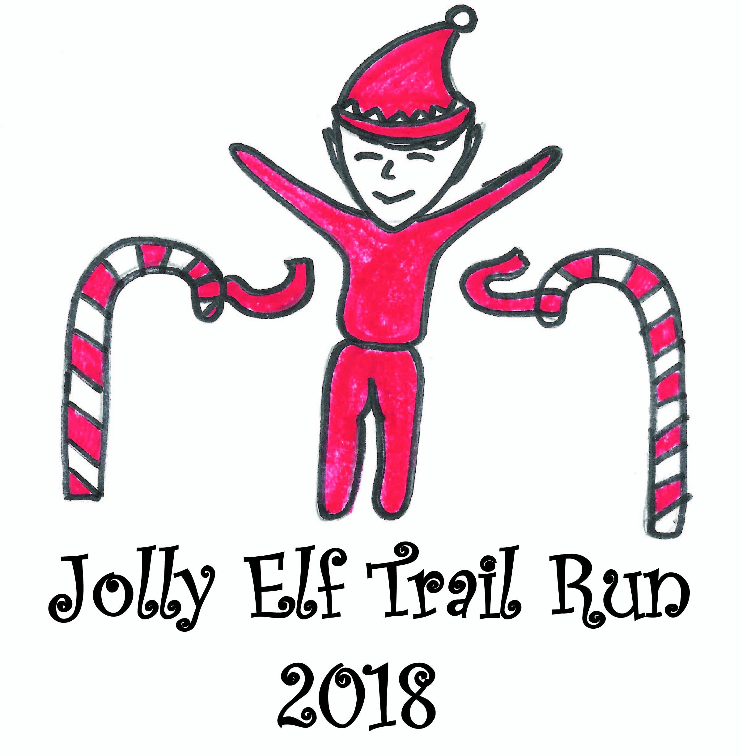 2018 Jolly Elf Trail Run