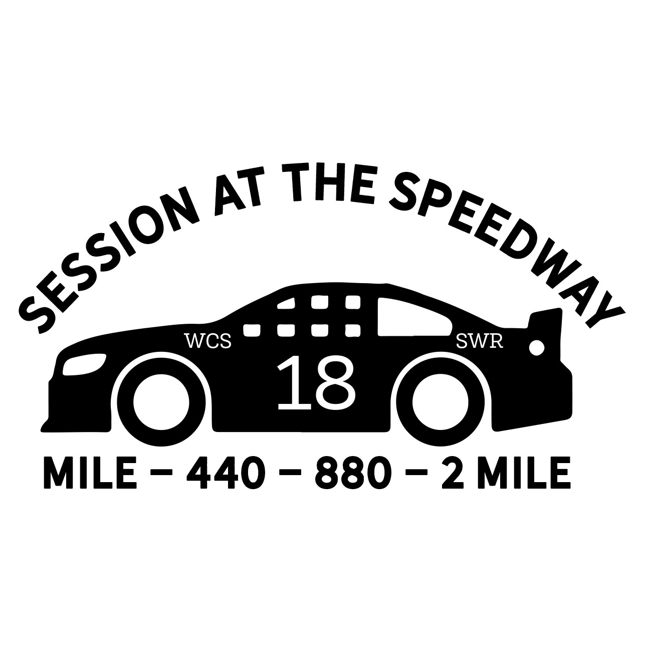 Session at the Speedway