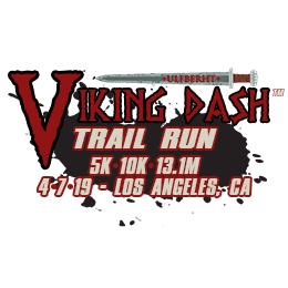 2019 Viking Dash Trail Run:LA-4.7.19