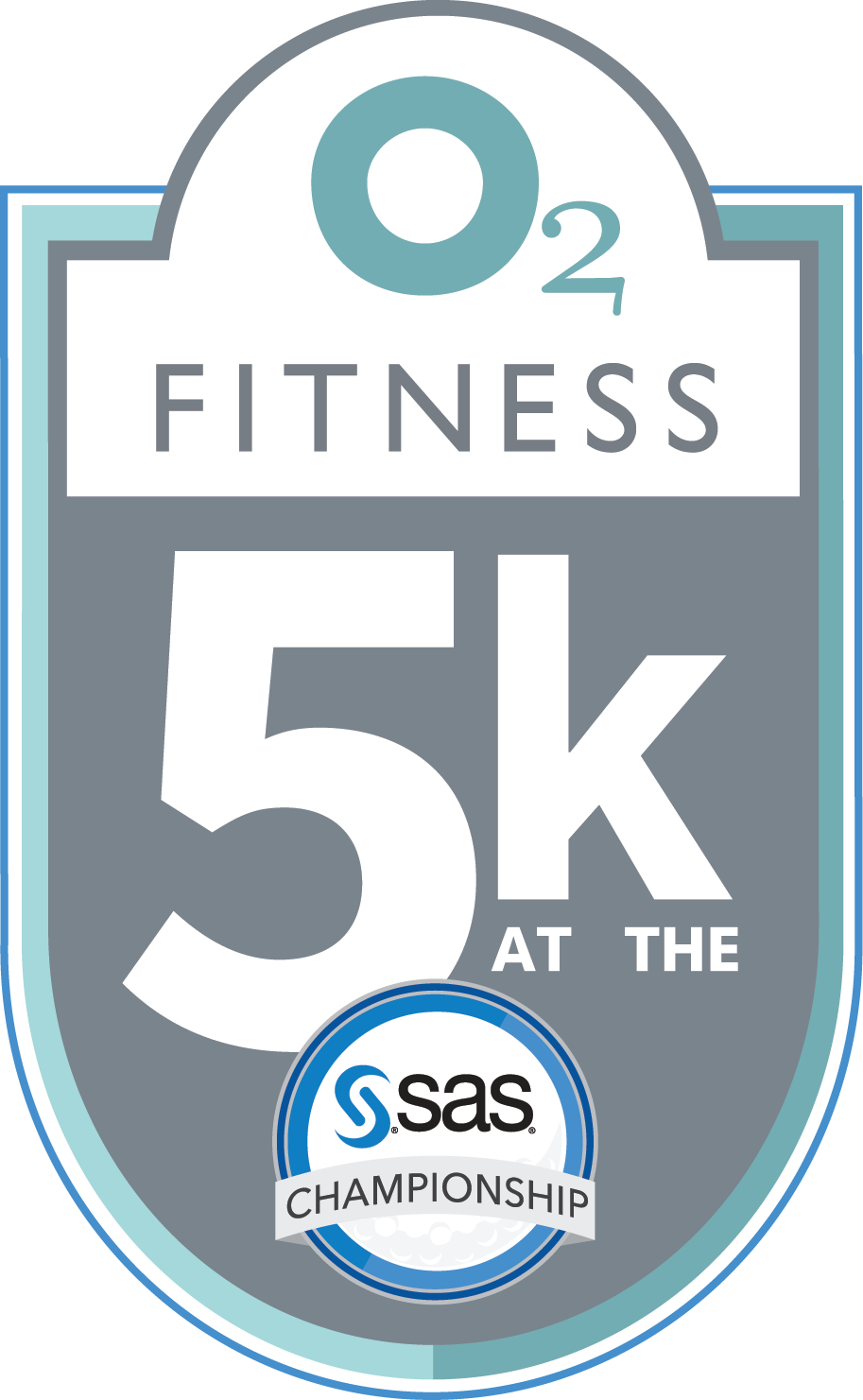 O2 Fitness 5K at the SAS Championship
