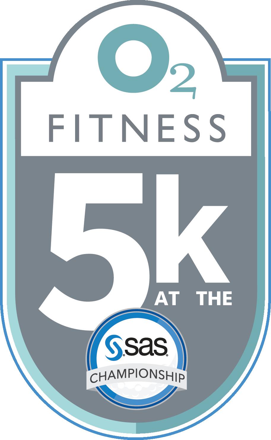 O2 Fitness 5K at the SAS Championship