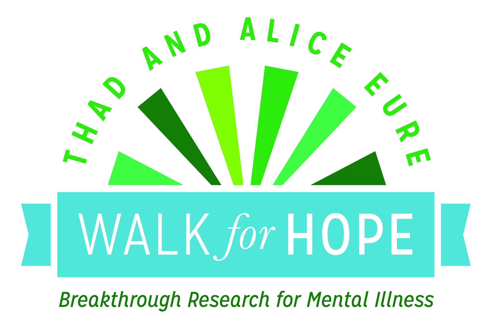 31st Annual Thad & Alice Eure Walk/Run for Hope