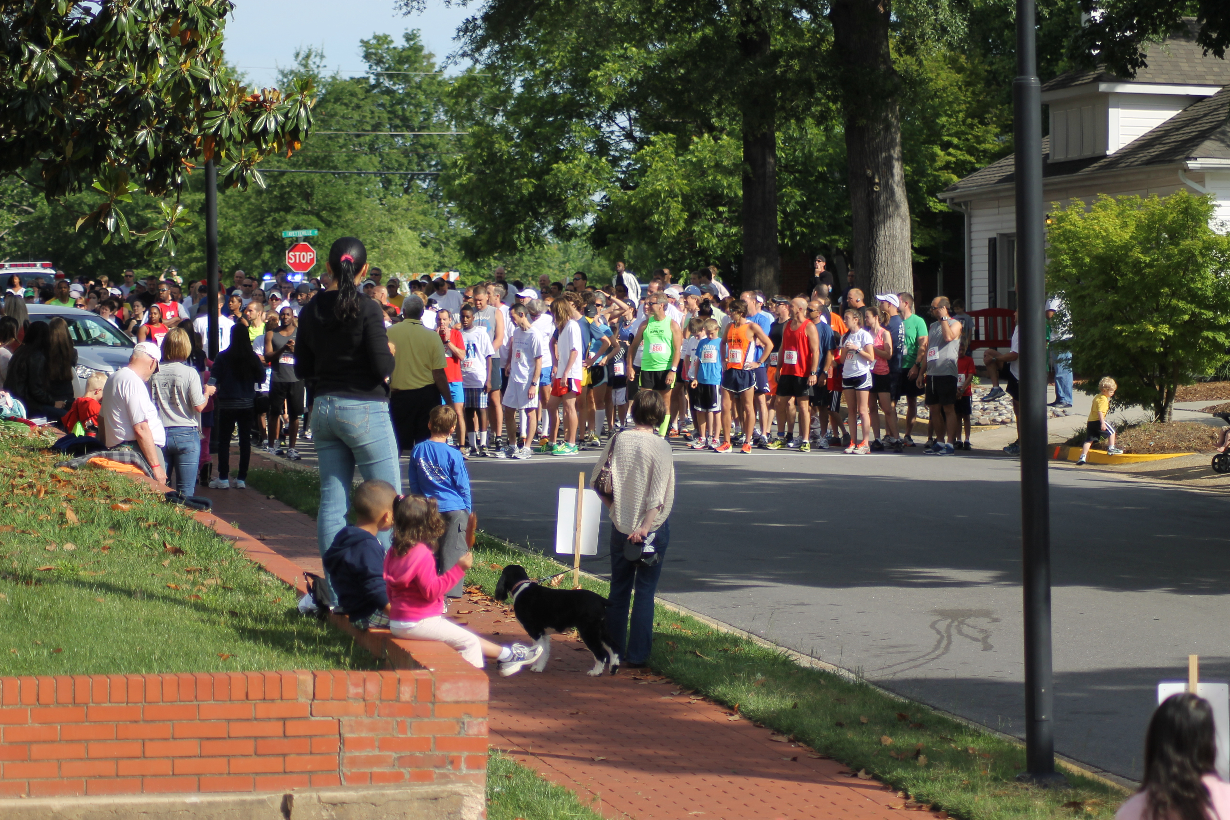 36th Annual Clayton Road Race