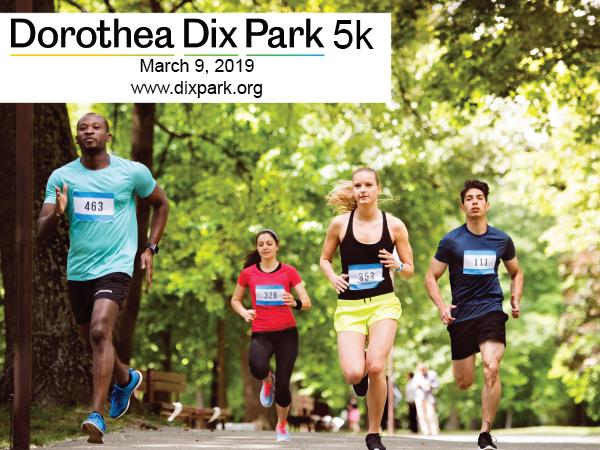 Dorothea Dix Park 5K