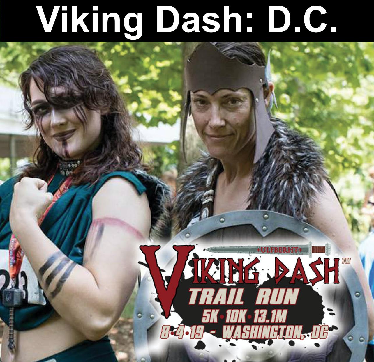 2019 Viking Dash Trail Run: D.C.