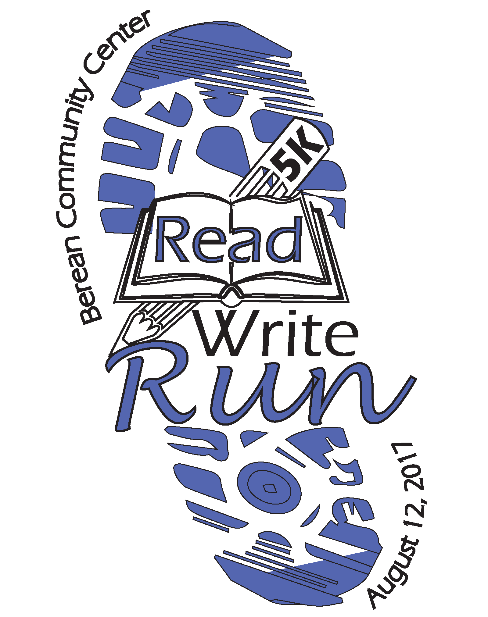 Read, Write, Run 5K
